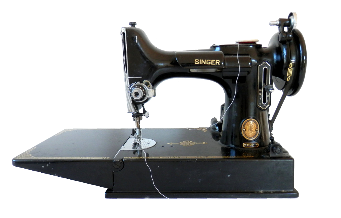 Singer Feather weight Stitch Right Sewing Machines Chichester West Sussex Hampshire